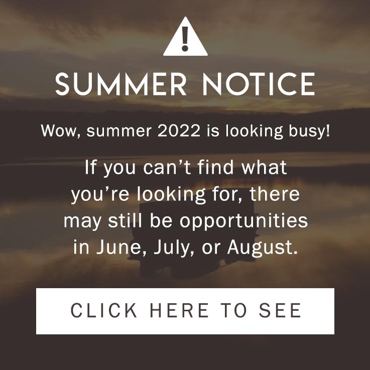 Woodloch Resort Amenities